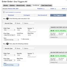 Stop On Quote Etrade Stunning Swing Trading While Having A FullTime Job On The SwingTradeBot
