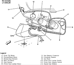 wiring diagram for radio in 2004 gmc sierra wiring discover your 2003 chevy tahoe power seat diagram