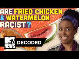 obama fried chicken watermelon. Simple Fried Are Fried Chicken U0026 Watermelon Racist  Decoded MTV News  Clipzuicom Intended Obama E