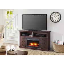 corner electric fireplace tv stand corner fireplace tv stand