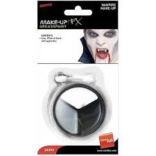 ideas makeup vire make up kit skeleton face paint dracula v make up gothic make
