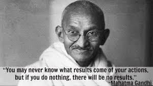 Mahatma Ghandi Uate