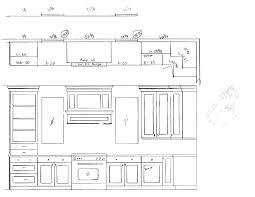 Kitchen Cabinet Dimensions Chart Cabinet Door Sizes Chart Insidestories Org