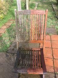 pressure washing garden furniture