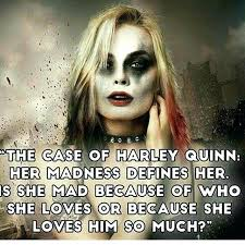 Harley Quinn Quotes Amazing Harley Quinn Spruche Monsters Dont Sleeps Harley Quinn Quote Sad