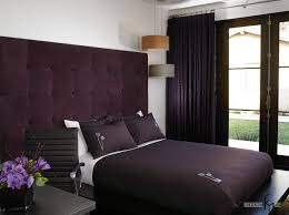 chic dark purple bedroom ideas lovely purple curtains for bedroom and living room decorating