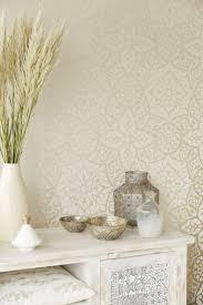 Yasmin Cream wallpaper by Eijffinger