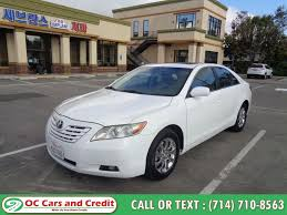 2007 toyota camry new gener xle available in garden grove