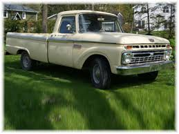 1966 Mercury M100 - Owned By: Steven Cole Of Fergus, ON