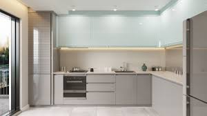kitchen design l shape. Modren Shape 5  Visualizer Fenix Design Inside Kitchen L Shape P