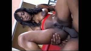 Ebony Ass Mouth Swallow