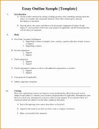 Outline Sample 24 Staggering Thesis Outline Template Pictures Inspirations Master 21