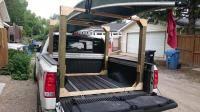 √ Canoe Truck Rack | BWCA Canoe Rack/Carrier for my Truck Boundary ...
