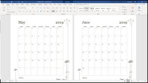 Free Calender Templates 7 Top Place To Find Free Calendar Templates For Word