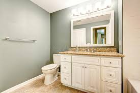 white bathroom cabinets with granite. download white bathroom vanity cabinet with granite top stock photo - image: 44208974 cabinets r