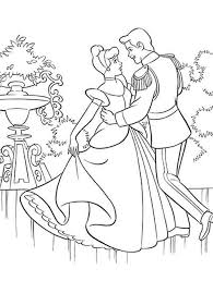 Small Picture Cinderella Coloring Pages Printable Simple Cinderella Godmother