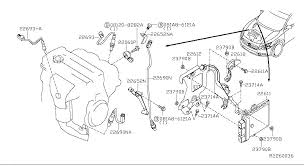 2010 nissan maxima oem parts nissan usa estore engine control module 226