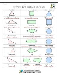 High School Geometry Review Worksheets Sheet Template Business On
