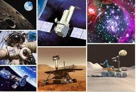 Мастер класс для детей начальных классов Освоение космоса