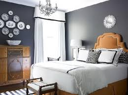 How To Decorate Your Bedroom With The Color Gray (9)