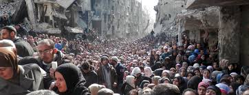 Image result for migrants syria ikon