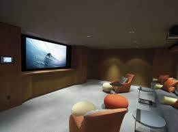 40 Modern Media Room Designs That Will Blow You Away Custom Home Media Room Designs