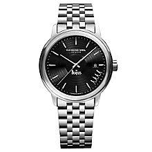 raymond weil watches ernest jones raymond weil maestro the beatles 2 men s bracelet watch product number 6891934