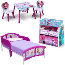 Delta Children Frozen 3-Piece Toddler Bedroom Set - Sam's Club
