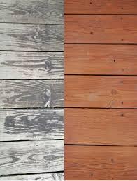Wood Deck Cleaning Sw Michigan Renew Crew