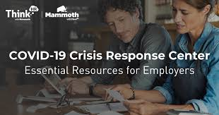 Over the next couple weeks, we will expand on this information and how it affects your workforce, business, taxes fluid updates will be provided as they change here. Covid Crisis Management Resources For Businesses Thinkhr