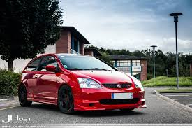 Best Honda Civic EP3 Type-R exhaust sound compilation - YouTube