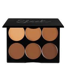 cream contour kit dark cream contour collection sleek makeup