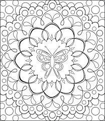 Coloring Books Printable Free Advanced Owl Coloring Pages For Adults