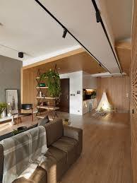Moderne Kindvriendelijke Woonkamer Met Speelhoek Huis Inrichtencom