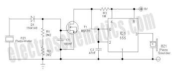 pressure sensor alarm circuit schematic Alarm Wiring Diagram For A Homemade Internal Wiring Diagram for Smoke Alarms
