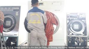 CÔNG TY 1-6 Máy Giặt Công Nghiệp - MÁY GIẶT CÔNG NGHIỆP YAMAMOTO GIẢM CHẤN  loại 35kg