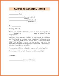 resignation letter format good sample document resume resignation letter format good how to write a resignation letter sample resignation resignation letter personal