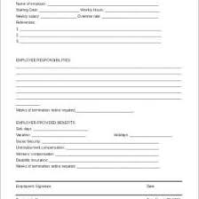 employee termination form template free separation notice template 41942417000022 employee
