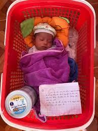 Lục Ngạn (Bắc Giang): Thêm một cháu bé bị bỏ rơi