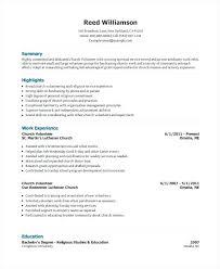 How To Put Volunteer Work On Resume Megakravmaga Com