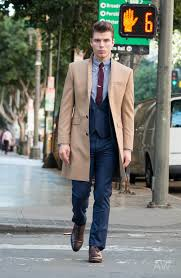 best men s overcoats peacoats ashley weston topman camel overcoat