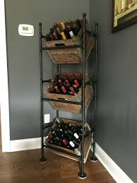unique wine rack ideas. 22 Diy Wine Rack Ideas Offer Unique Touch To Your Home Throughout