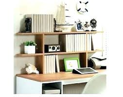 small office shelf tabletop shelf tabletop shelf desk with shelves on top brilliant small office shelf charming 8 desk with shelves wood table top display