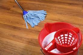 making laminate floors shine thriftyfun