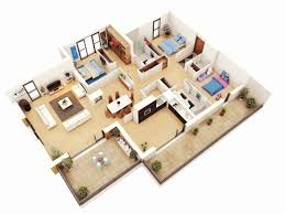 3 Bedroom Home Design Plans Best Ideas