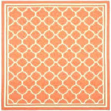 outdoor rugs new square courtyard x indoor 8x8 rug