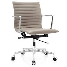 modern office chair leather. Call To Order · Marquis Gray Modern Office Chair Leather