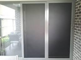 perforated metal screen door. Clear Breeze Perforated Mesh Security Door Slider Metal Screen I