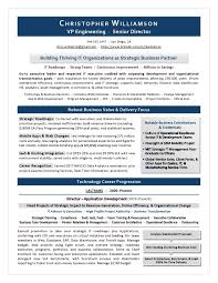 Executive Resume Samples By Award Winning Writer Laura Smith Proulx