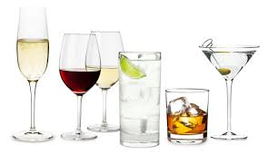 A glass of whiskey has a low calorie count compared to drinks like beer and wine, and relatively the same as a glass of vodka or tequila. Low Carb Alcohol Visual Guide Diet Doctor